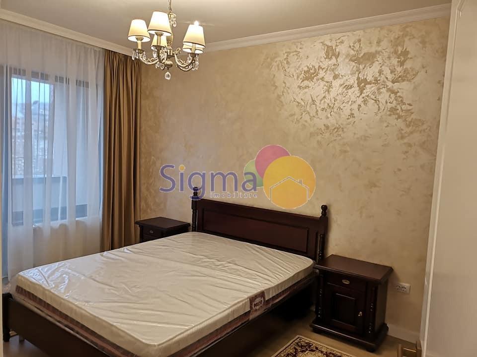 Apartament cu 2 camere de inchiriat Bucium 69mp utili
