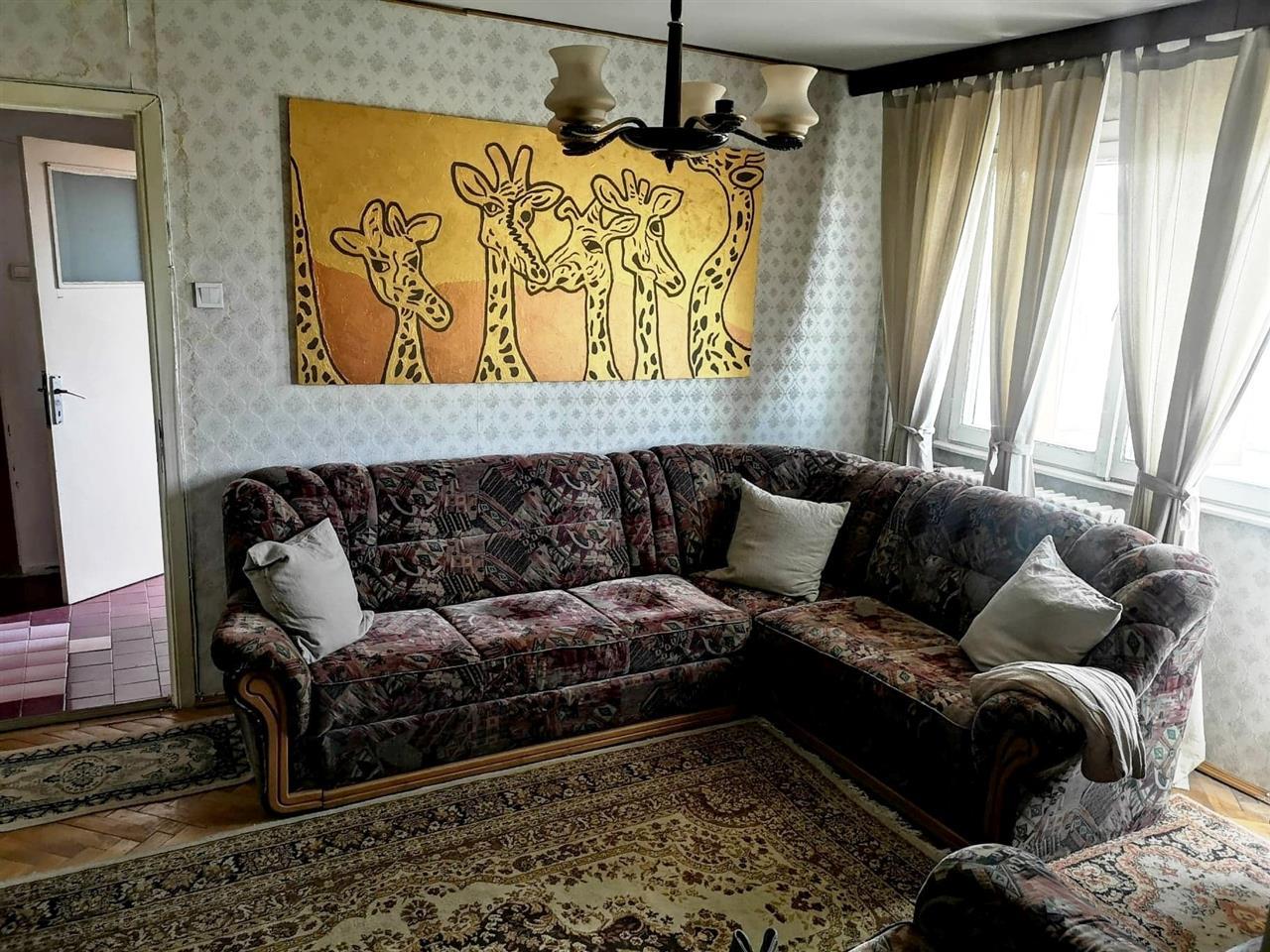 Apartament 2 camere, Podu Ros, bloc fara risc seimic