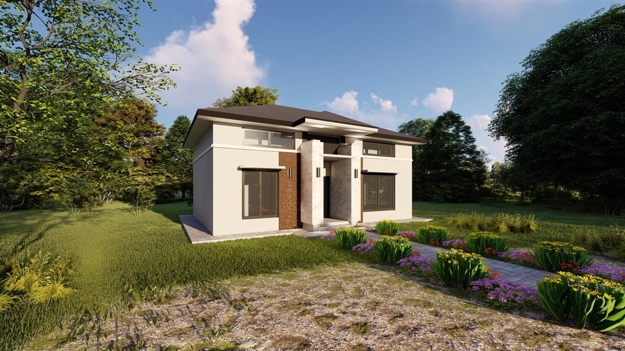 Casa individuala in Bucium, Rond Troleu