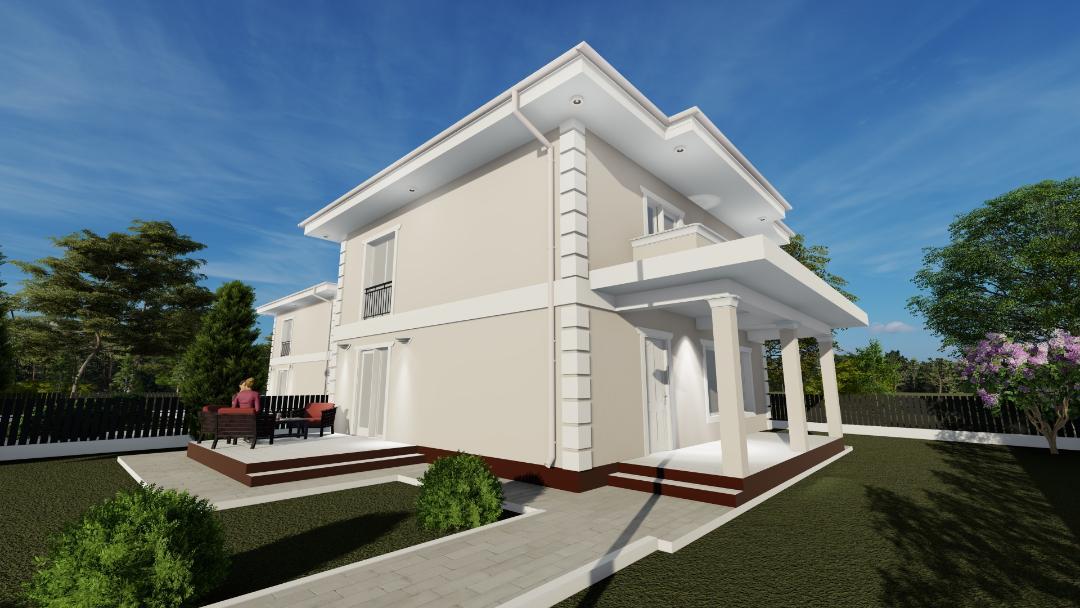 Casa noua, individuala, zona Hlincea