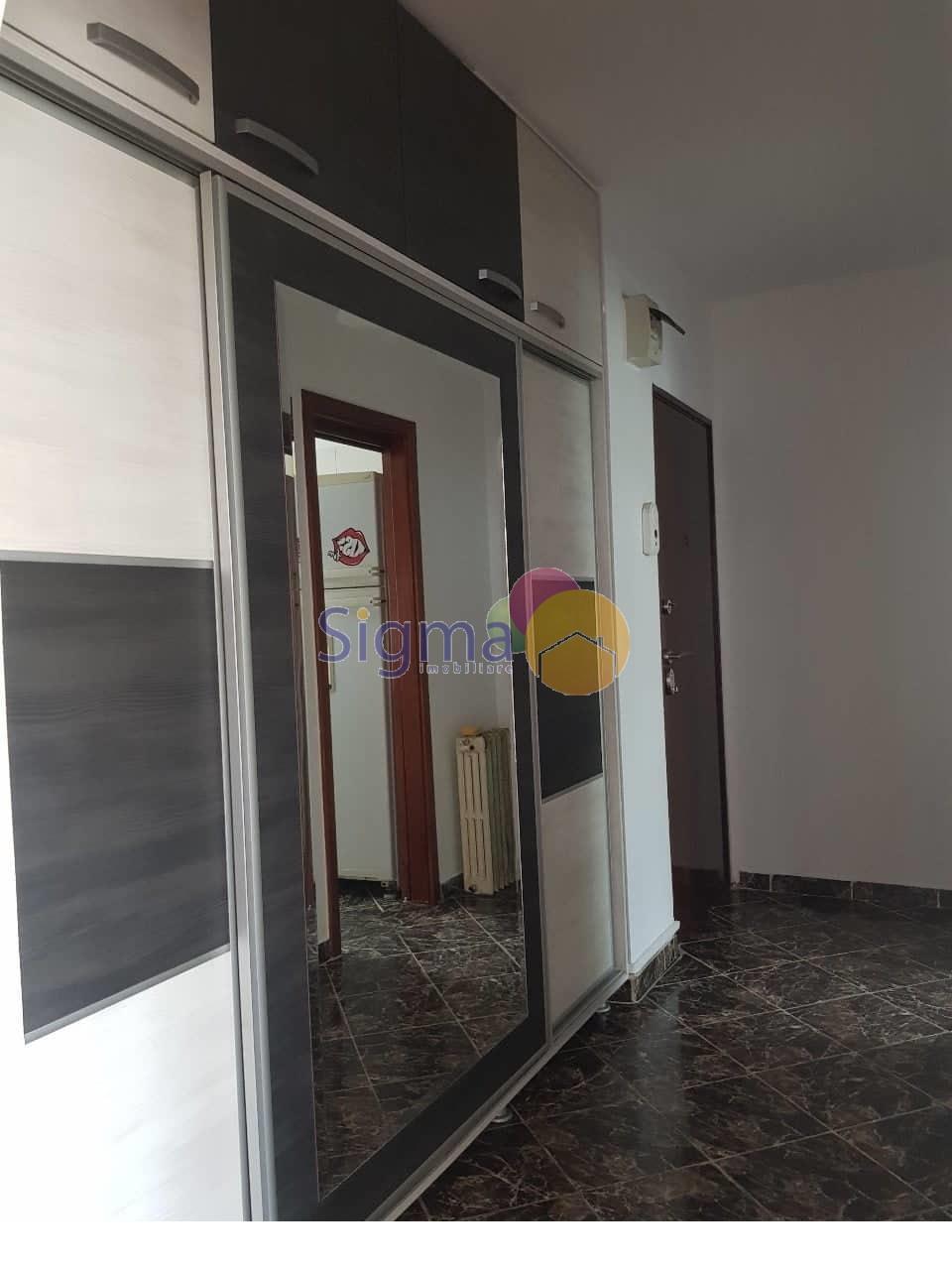 Apartament cu 2 camere de vanzare Podu Rosu 54mp utili