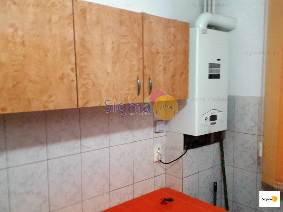 Apartament cu 2 camere de inchiriat Podu Rosu 50mp utili