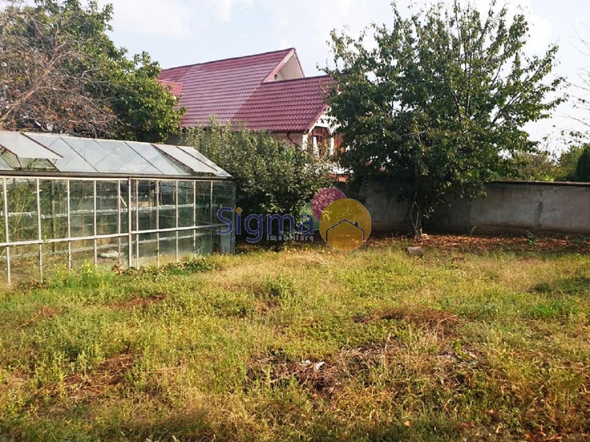 Casa de vanzare Miroslava 1580mp teren