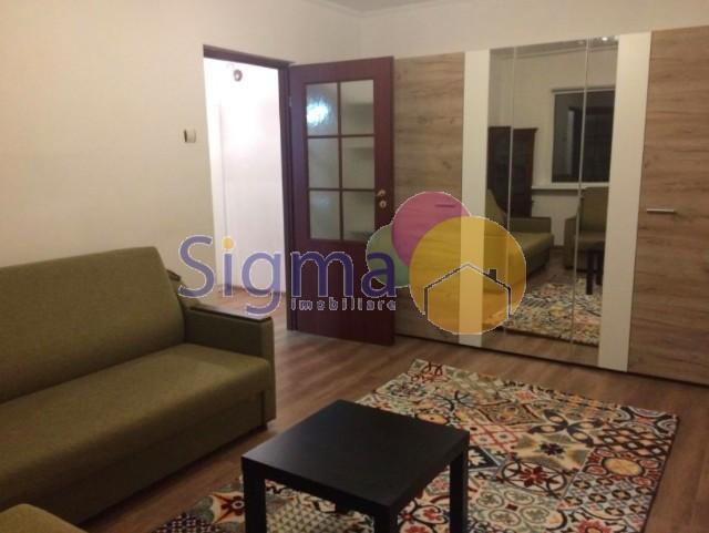 Apartament cu 2 camere de inchiriat Podu Rosu 54mp utili