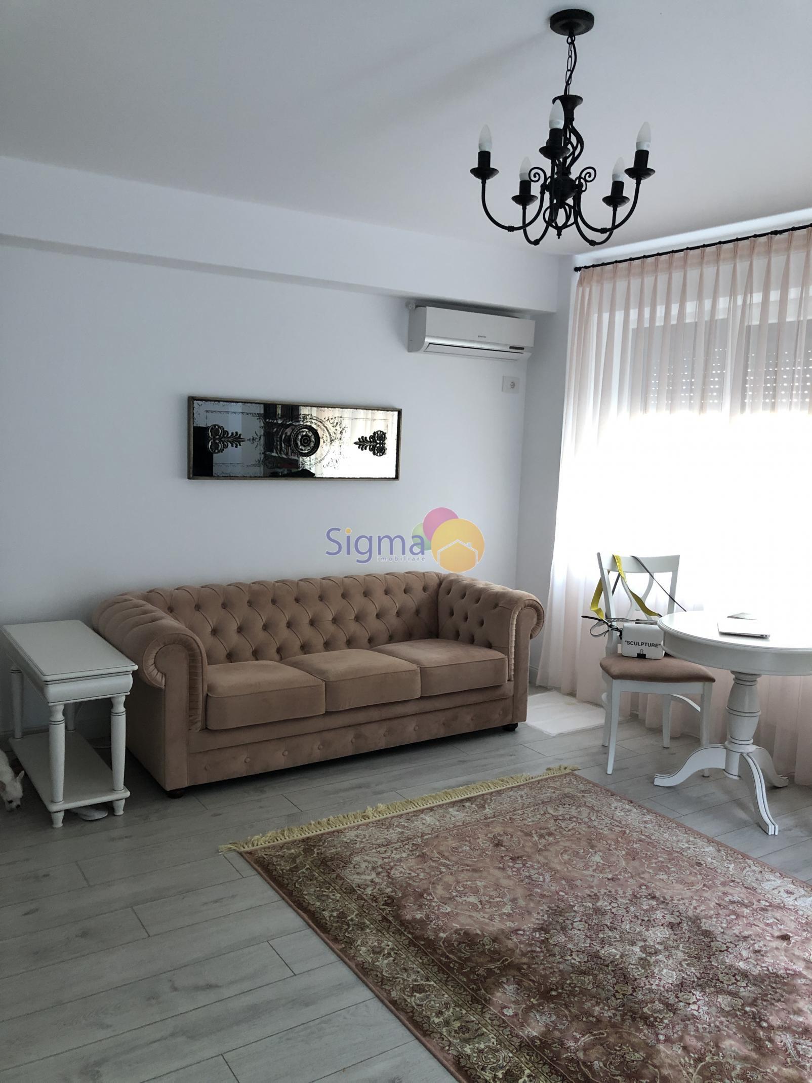 Apartament cu 2 camere de vanzare Copou 58mp utili
