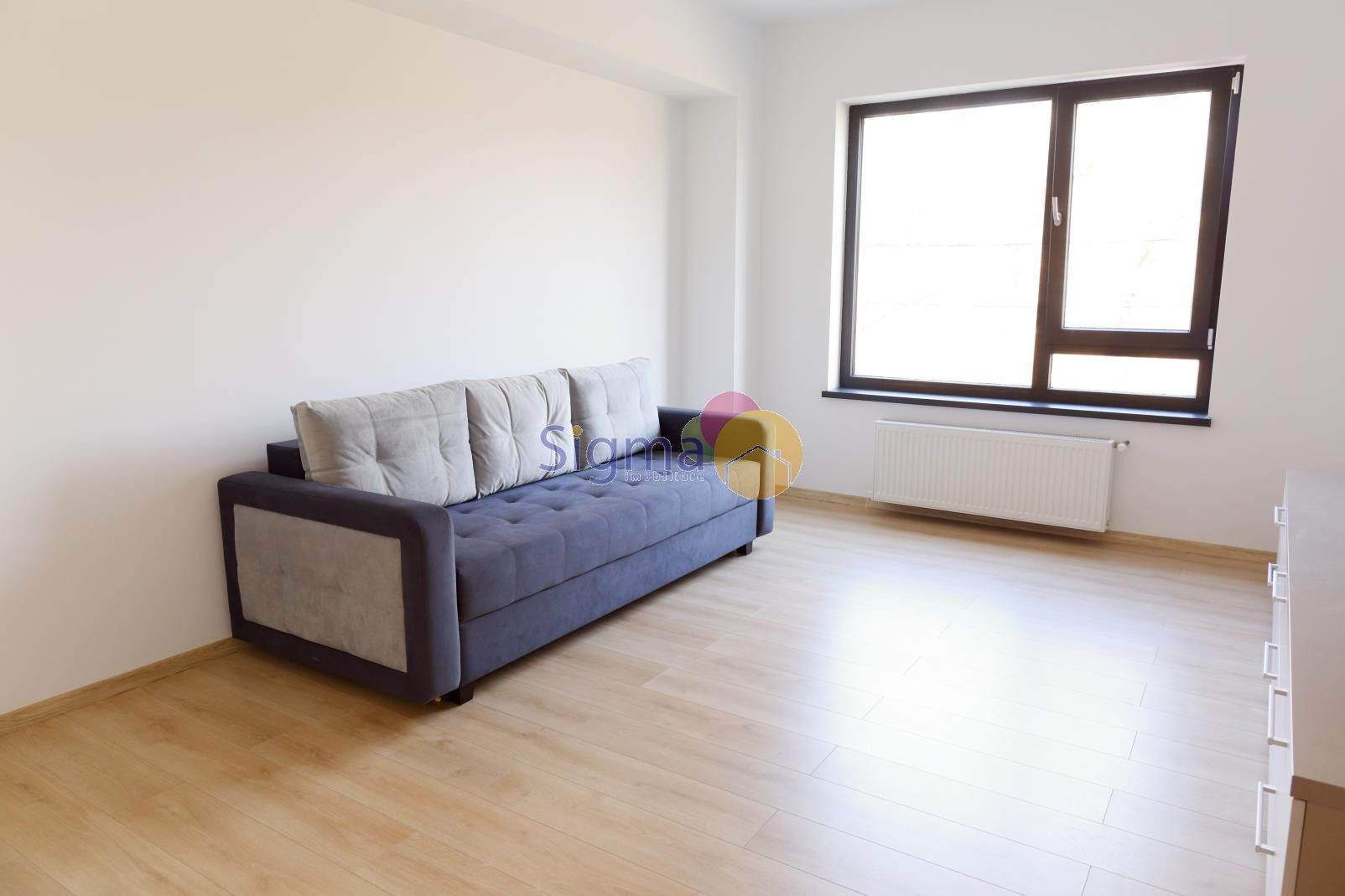 Apartament cu 1 camere de vanzare Bucium 36mp utili