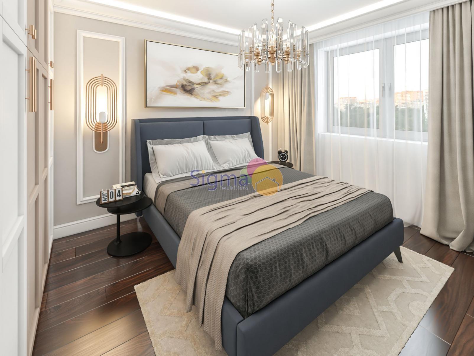 Apartament cu 1 camere de vanzare Poitiers 44mp utili