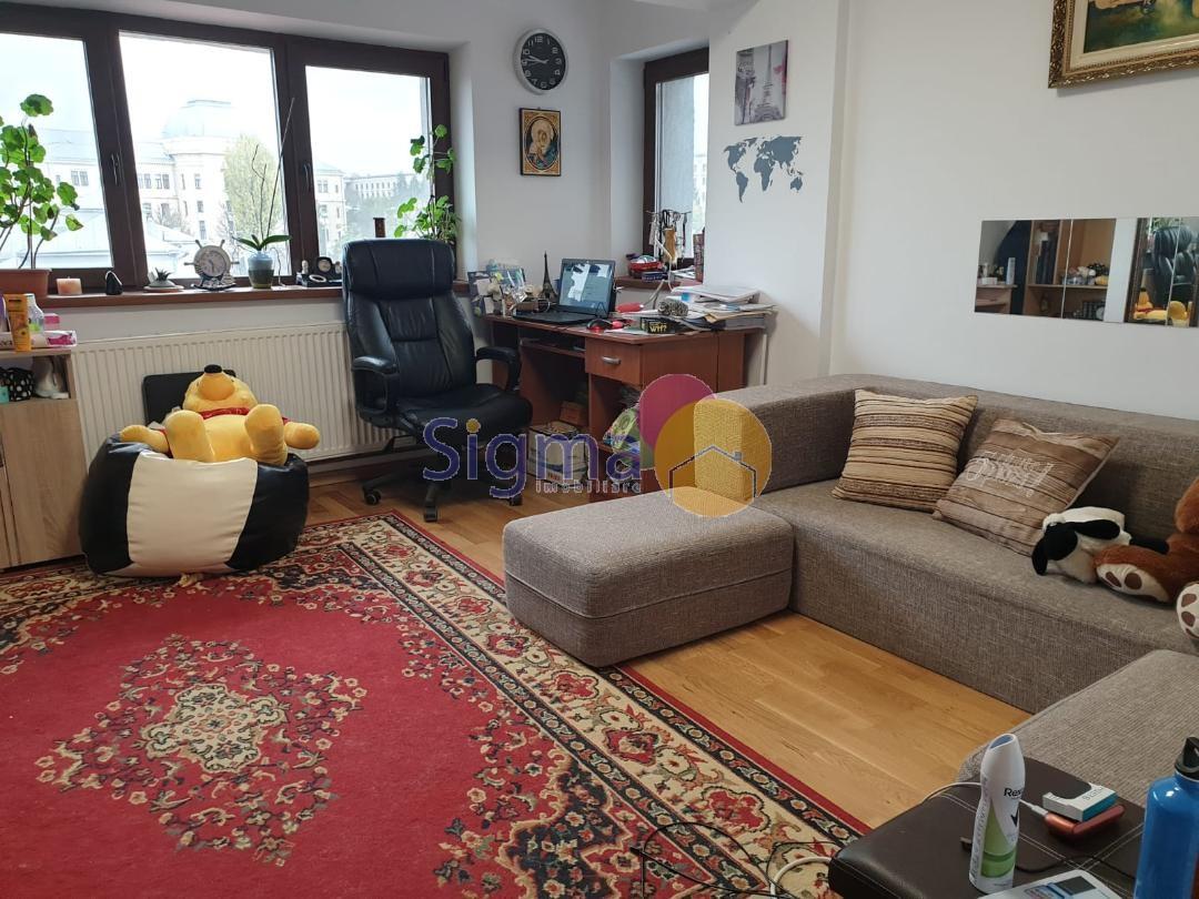 Apartament cu 4 camere de vanzare Copou 200mp utili