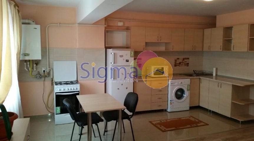 Apartament cu 1 camere de inchiriat Podu Rosu 40mp utili