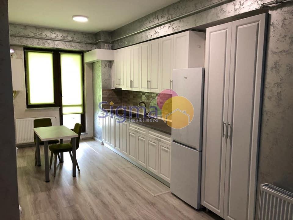 Apartament cu 2 camere de inchiriat Palas 40mp utili