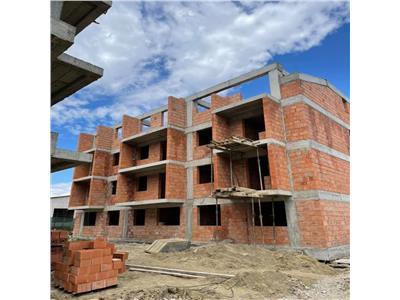 Proiect nou, apartament 3 camere decomandat