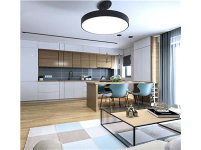 Apartament 1 camera, Pacurari, bloc nou