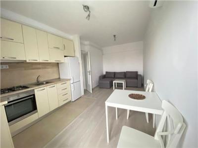Apartament cu 2 camere de inchiriat Bucium 37mp utili